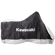 Kawasaki 039PCU0012 / Versys 650 2017 Telo coprimoto da esterno XL + TOPCASE