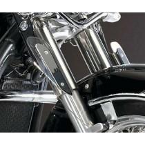 Kawasaki 215WSC0001 / Vulcan 900 Classic 2016 PARABREZZA INFERIORI Cromato