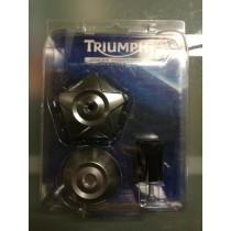 TRIUMPH finitura anodizzata perno posteriore Speed Triple MY2011/finisher axle